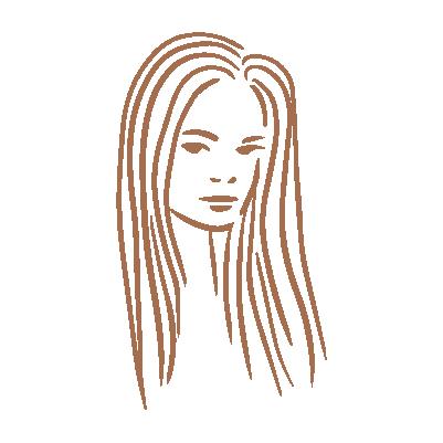 coiffure afro Bruxelles défrisage américain Adèle Simo salon de coiffure