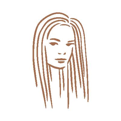 coiffure afro Bruxelles lissage japonais Adèle Simo salon de coiffure