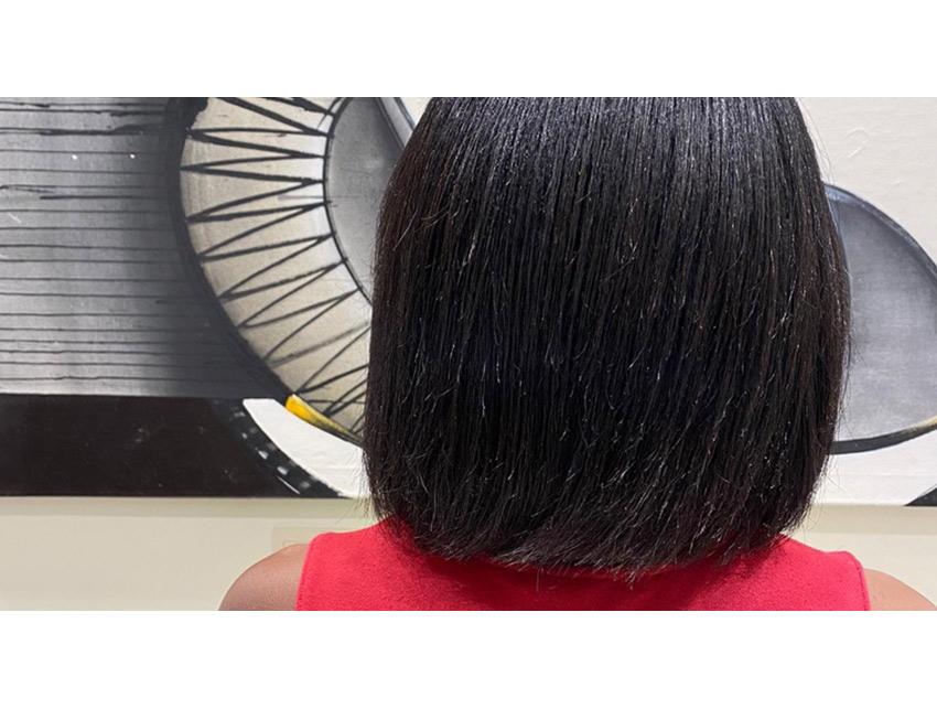 coupe mi long coiffeur bruxelles etterbeek salon coiffure adele simo coiffure afro europeen